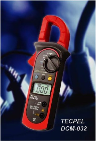 ac dc clamp meter how to use clamp meer