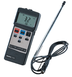 Hot Wire Anemometer AVM-714