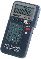 Temperature Calibrator K J E T R S N L U B and C  type CL-327