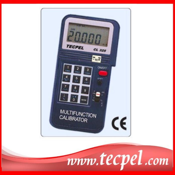 4-20mA Process Calibrator CL-325