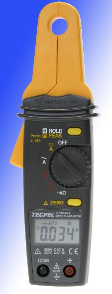 Digital Clamp on meter AC/DC current
