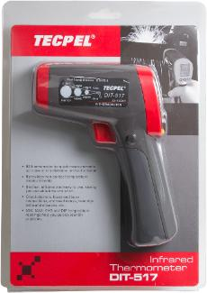 Infrared thermometer DIT-517 Blister packaging