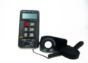 Data logging light meter DLM-536 Tecpel
