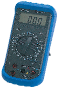 Digital Multimeter DMM-124 tecpel Handheld