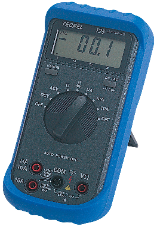 Digital handheld multimeter Tecpel DMM-125