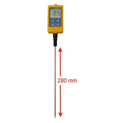 Digital thermometer water resistant  tecpel dtm-3107