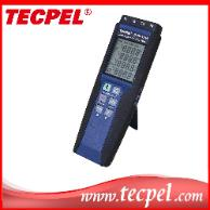 4-channel digital thermometer recorder