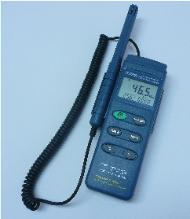 Digital Temperature Humidity  meter handheld Gauge