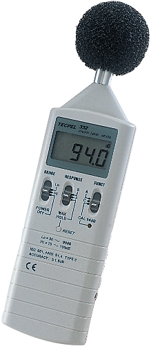 DSL-332 Sound Level Meter