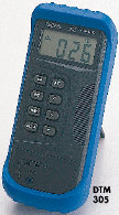 Temperature Meter  digital Thermometer  DTM-305