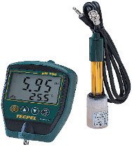 handhel maganetic Digital pH meter Tecpel pH-706