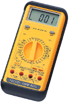 Digital Multimeter 3 3/4 handheld Tecpel  DMM-8020