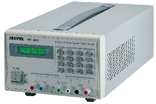 Programmable power supply TPT-3025