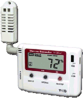 Temperature Humidity Data logger Recorder TR-72Ui