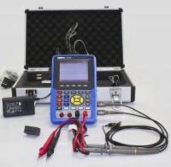 20MHz Digital handheld oscilloscope Tecpel OS-1022 carrying case
