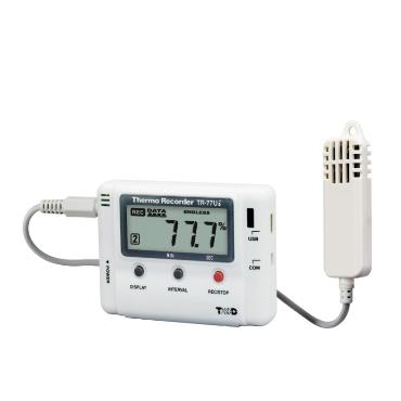 temperature humidity data logger usb